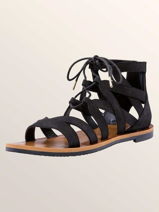 Bowie Road Sandals - Black