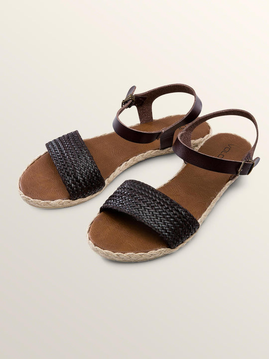 Finley Sandals - Brown