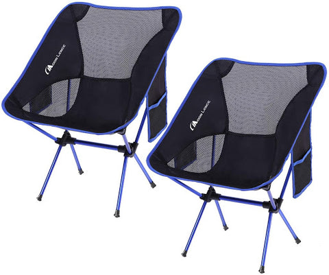 Budget camping chairs