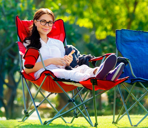 Specialty camping chair