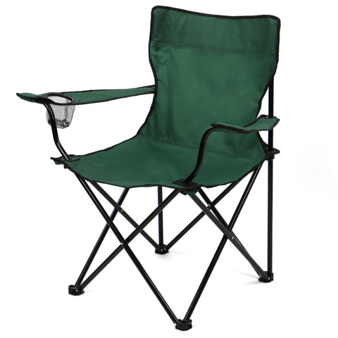 Traditional camping chair