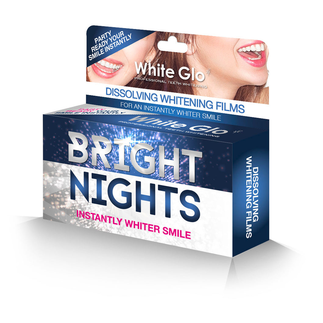 Bright Nights Non-Peroxide Dissolving Film
