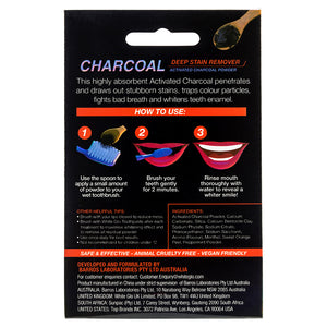 Charcoal Polishing Powder