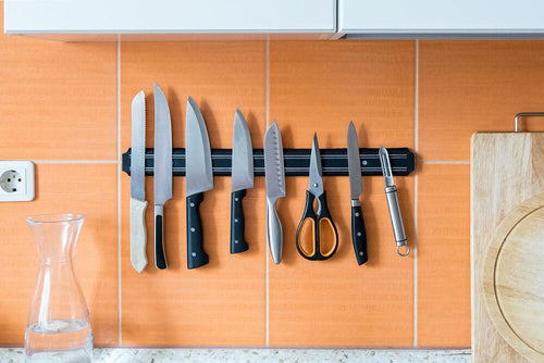 UNPLUGHOME® Magnetic Knife Holder