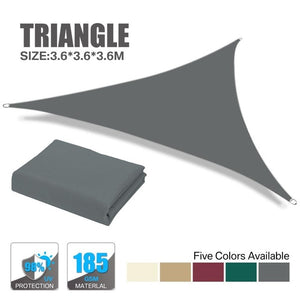 UNPLUGHOME® Awning Sunshade