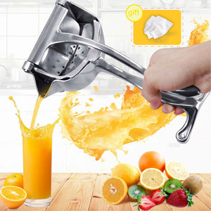 Aluminum Alloy Manual Juicer