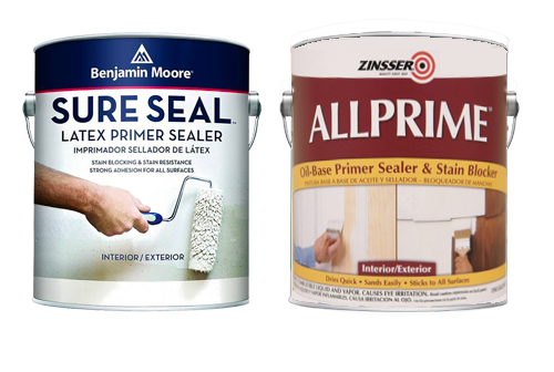 Shop Benjamin Moore & Rustoleum primers at Clement's Paint in Austin, TX.