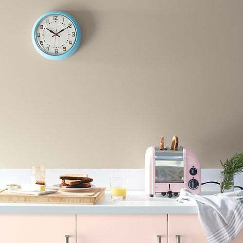 Color Trends 2020 color: AF-685 Thunder by Benjamin Moore in a Kitchen.