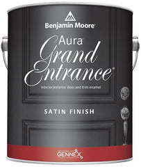 Benjamin Moore Aura Grand Entrance Satin Finish