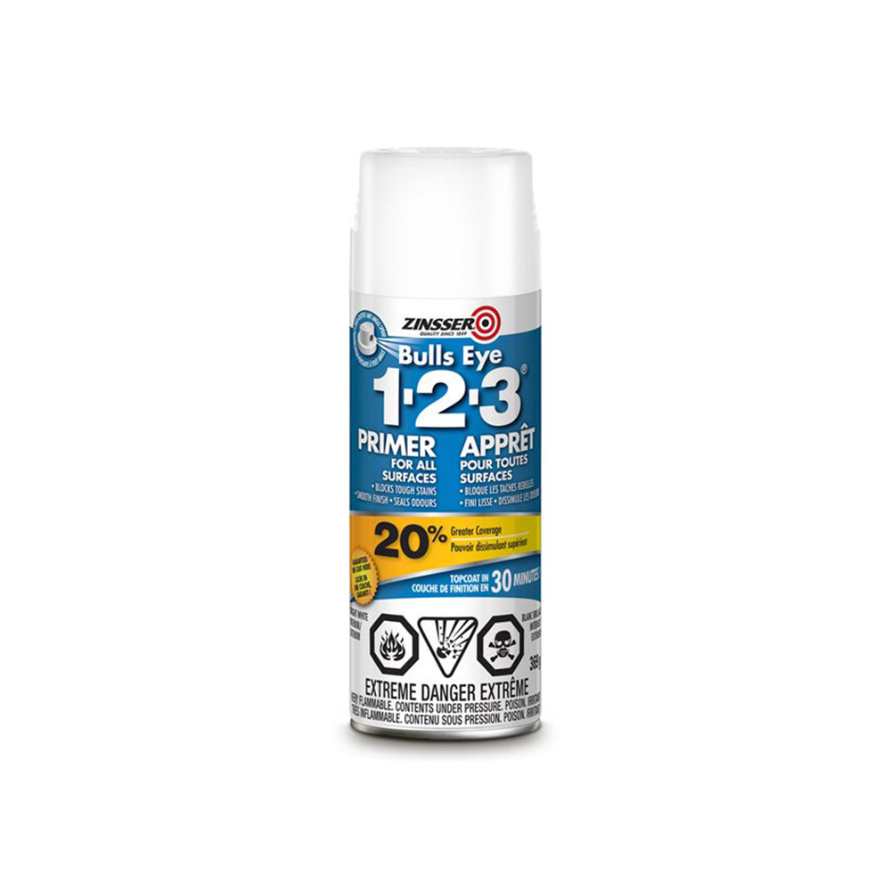 Bulls Eye 1-2-3® Primer & Sealer Spray