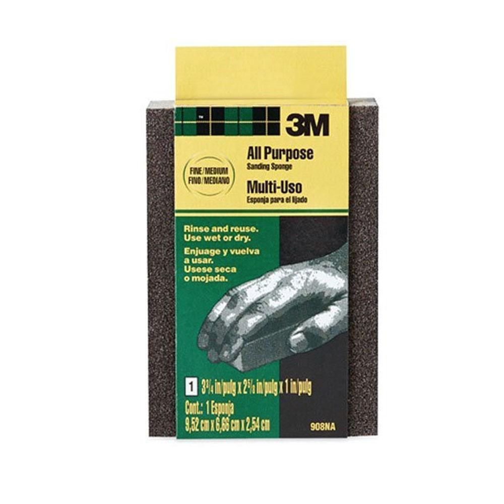 3M All Purpose Sanding Sponge, available at Clement's Paint in Austin, Texas.