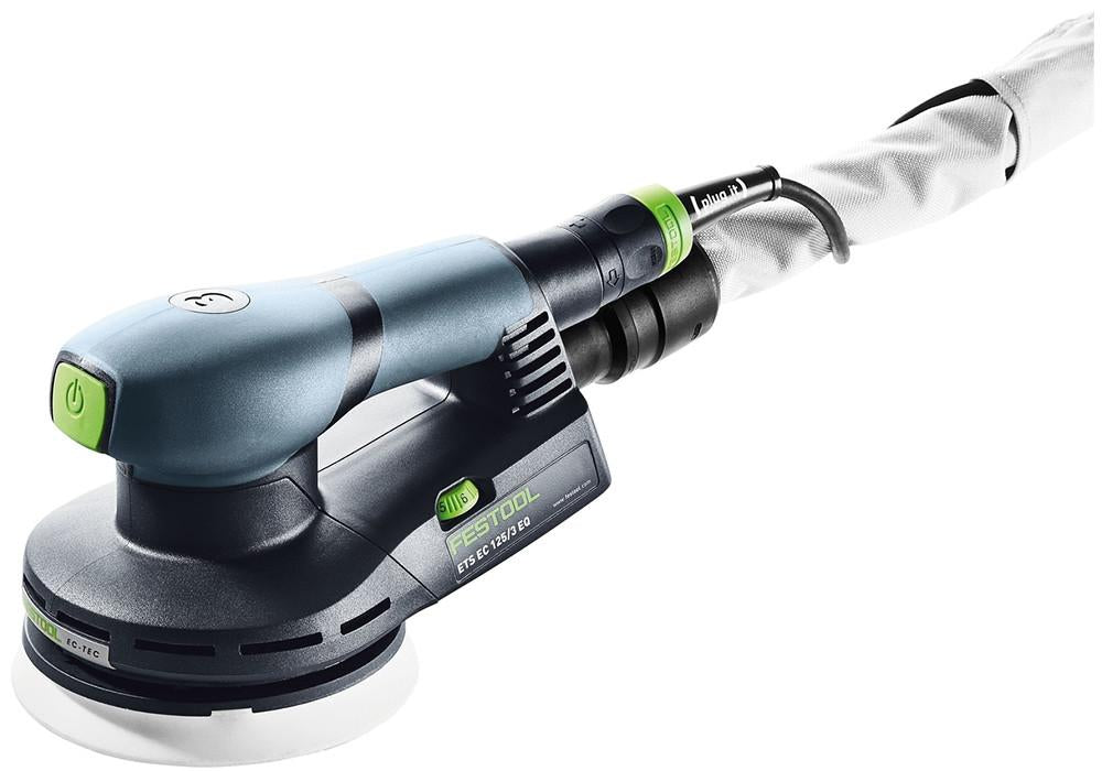 "5"" Festool Random Orbit Sander ETS-EC-125/3MM available at Clement's Paint in Austin, TX"