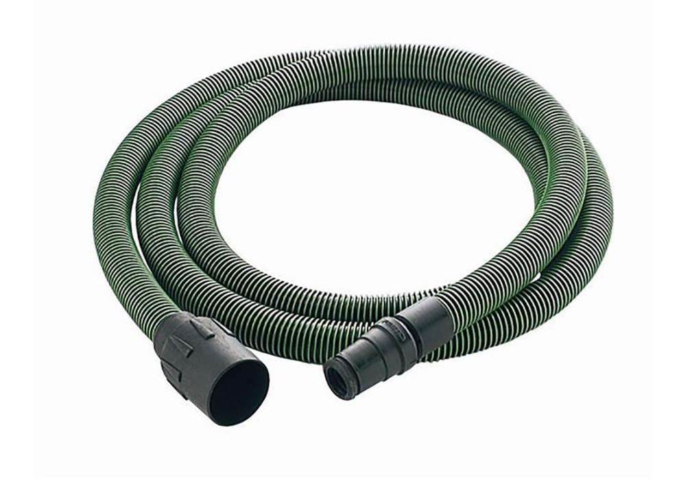 Festool Anti-Static Hose, Tapered D32/27 with Angle Adapter, 3.5 m Long available at Clement's Paint in Austin, TX