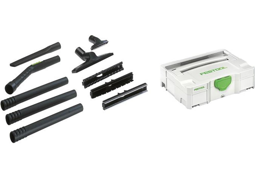 Festool Compact Cleaning Set available at Clement's Paint in Austin, TX