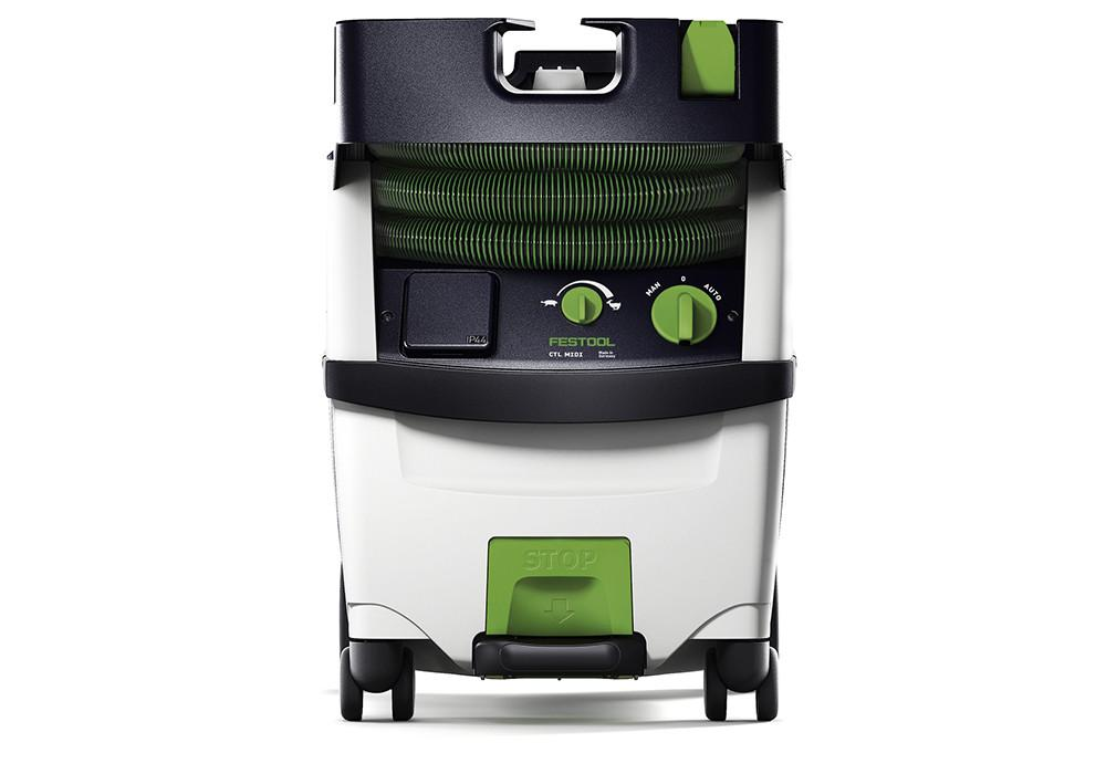 Festool CT MIDI Dust Extractor with HEPA available at Clement's Paint in Austin, TX