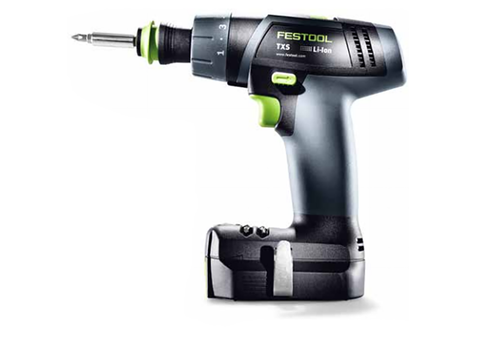 TXS Cordless Drill Li-10.8V 2.6Ah, available at Clement's Paint in Austin, TX.