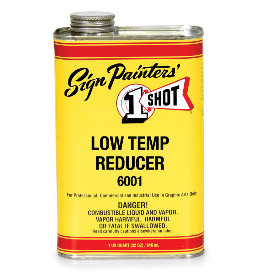 One Shot Low Temp. Reducer