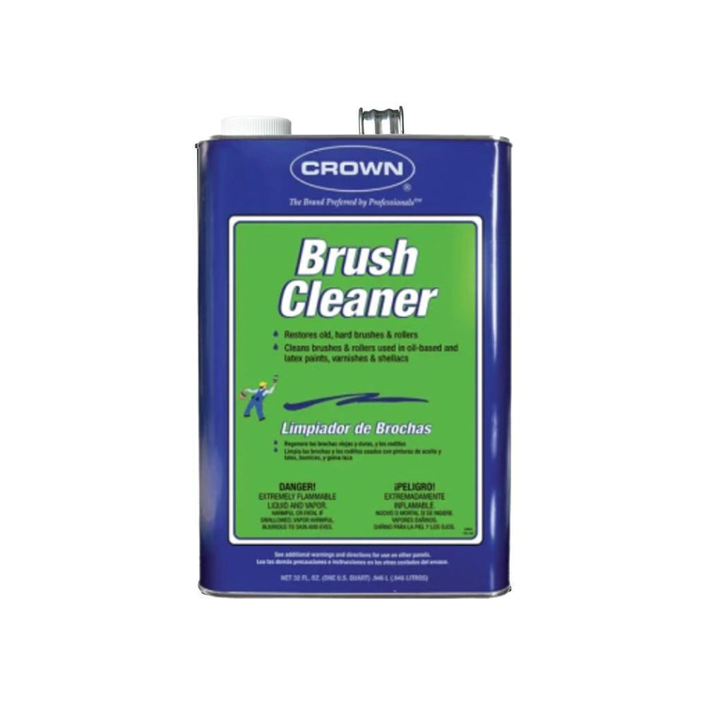 Crown Brush & Roller Cleaner, available at Clement's Paint in Austin, TX.