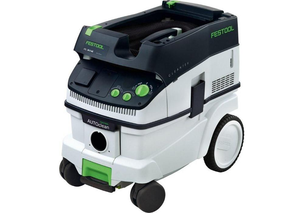 Festool CT 26 1200W 26L 137CFM Dust Extractor with HEPA available at Clement's Paint in Austin, TX