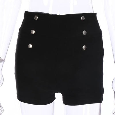 ELIA HIPSTER SHORTS - Bottoms