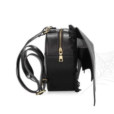 Gothic Bat Wing Backpack