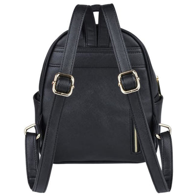 Gothic Bat Wings Mini Backpack