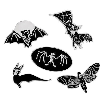 Gothic Brooch Pins Sets - Set 2