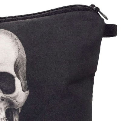 Gothic Skull Purse Make Up Bag Handbag