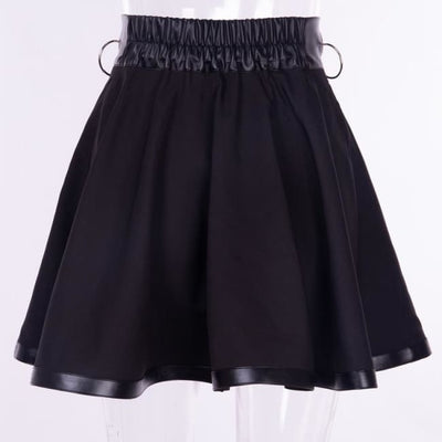 Selene O-Ring High Waist Skirt
