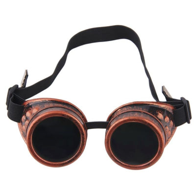 STEAM PUNK CYBER GOGGLES-Rebellious Creatures