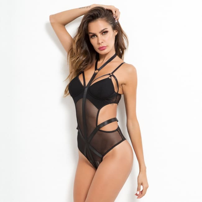 TEMPRESS BODYSUIT-Bodysuit-Rebellious Creatures