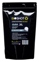 Load image into Gallery viewer, 6mm .36g Biodegradable Airsoft BBs (3000 rounds White or Black)