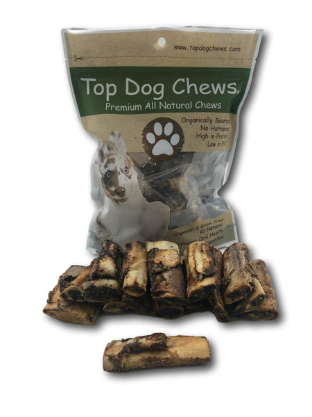 "4""-5"" Rib Bones - 15 Pack - Top Dog Chews"