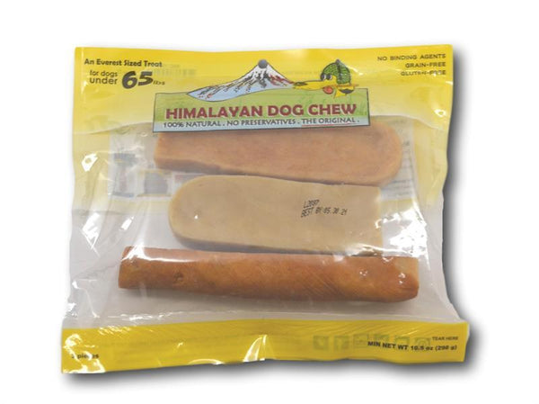 Himalayan Dog Chew - Mixed Chews - 1 Package - Top Dog Chews
