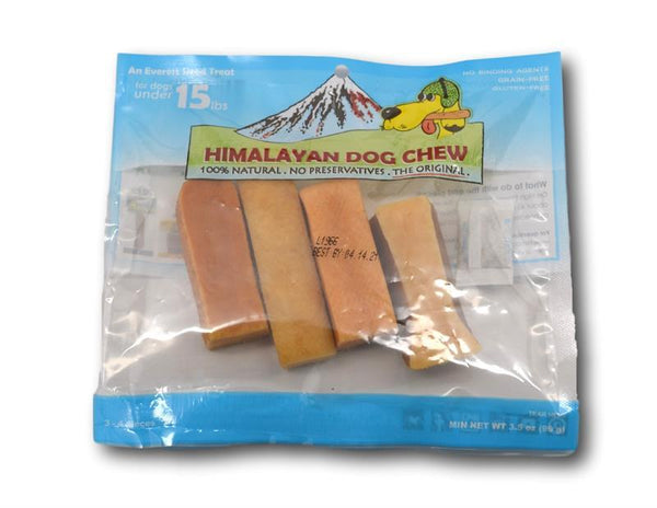 Himalayan Dog Chew - Small - 1 Package - Top Dog Chews
