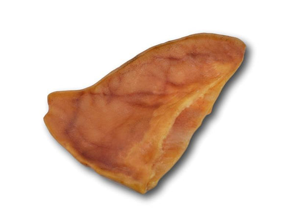 Pig Ear Dog Treat - 1 Piece - Top Dog Chews