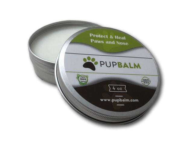 PupBalm Protect and Heal Paws and Nose. Pup Balm. 4oz - Top Dog Chews