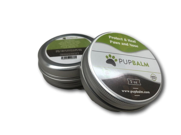 PupBalm  Protect and Heal Paws and Nose.  Pup Balm. 2oz - Top Dog Chews