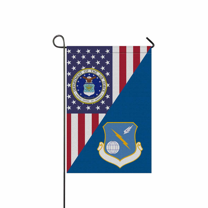 US Air Force 840th Air Division Garden Flag 12'' x 18'' Twin-Side Printing