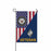 Navy Engineering Aide Navy EA Veteran Garden Flag 12'' x 18'' Twin-Side Printing
