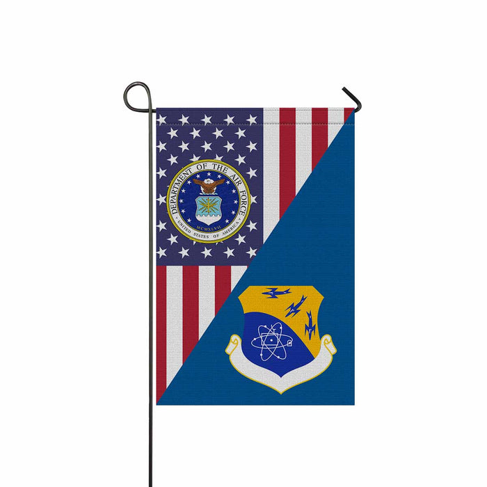 US Air Force 26th Air Division Garden Flag 12'' x 18'' Twin-Side Printing