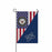 U.S Navy Electronics technician Navy ET Garden Flag 12'' x 18'' Twin-Side Printing