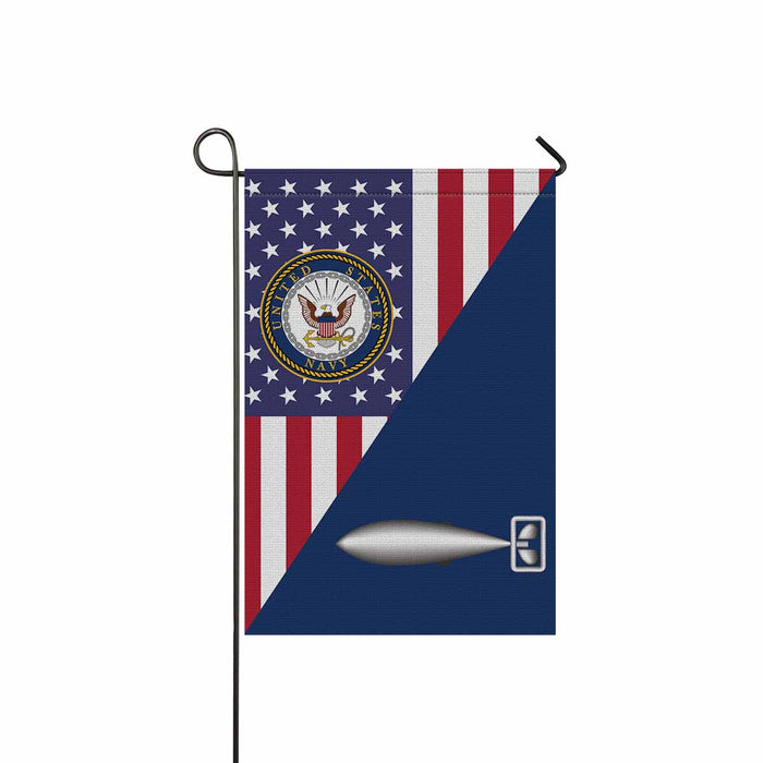 U.S Navy Torpedoman's mate Navy TM Garden Flag 12'' x 18'' Twin-Side Printing