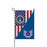 US Air Force E-6 Technical Sergeant TSgt E6 Garden Flag 12'' x 18'' Twin-Side Printing