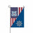 US Coast Guard Quartermaster QM  Garden Flag 12'' x 18'' Twin-Side Printing