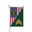 US Army E-4 Corporal E4 CPL Noncommissioned Officer Garden Flag 12'' x 18'' Twin-Side Printing