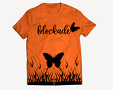 Flamed Butterfly Tee