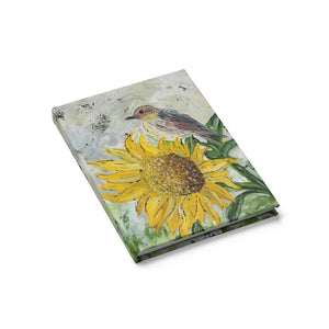 Stationary. Hardcover Journal. - Gin's Den