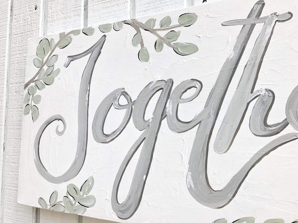 Together Is Our Favorite Place To Be - Gin's Den