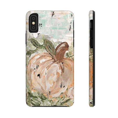 Pumpkin. Case Mate Tough Phone Cases - Gin's Den
